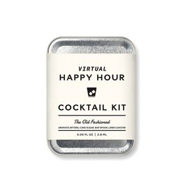 W&P Design W&P Virtual Happy Hour Cocktail Kit