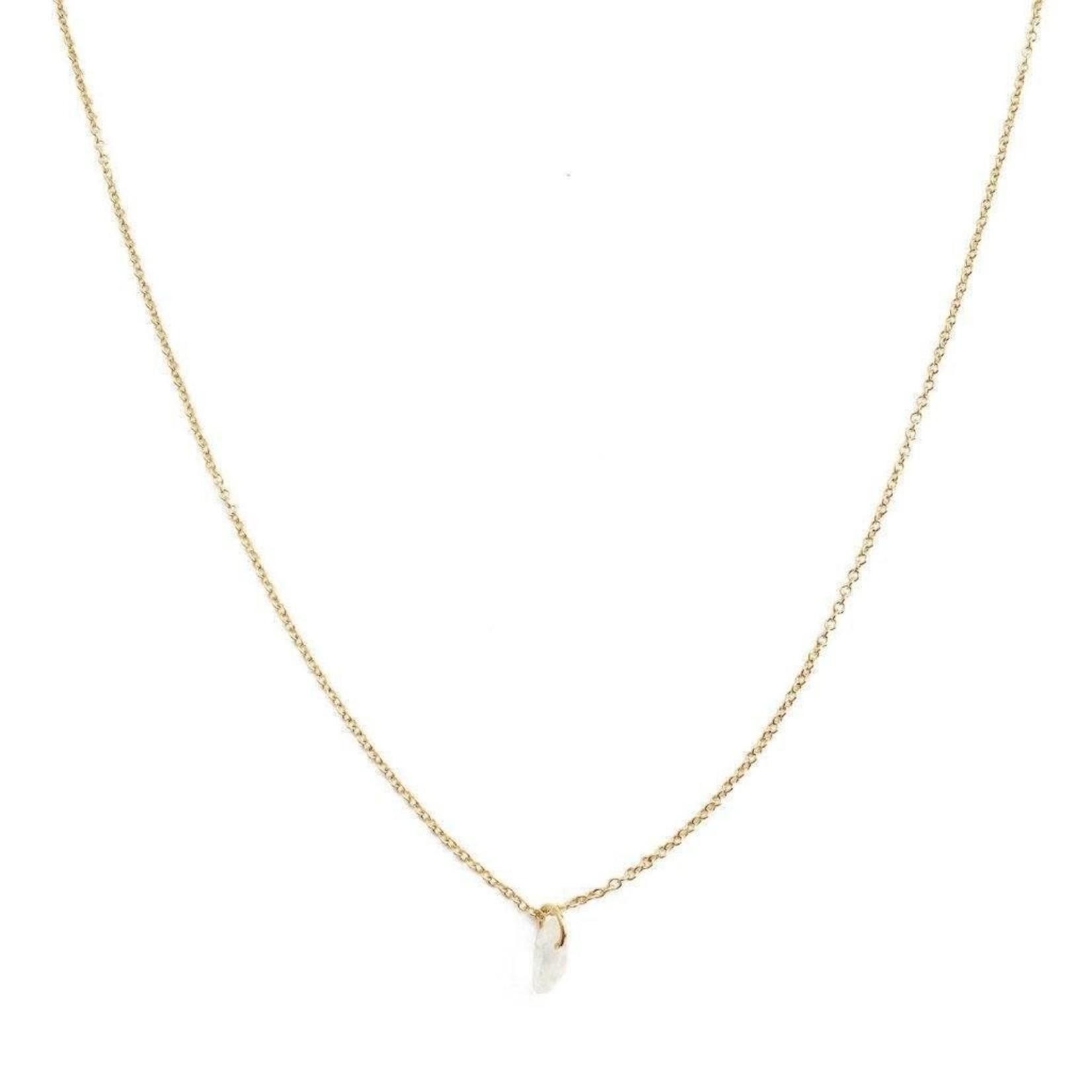 Honeycat Jewelry Honeycat Wish Crystal Rose Quartz