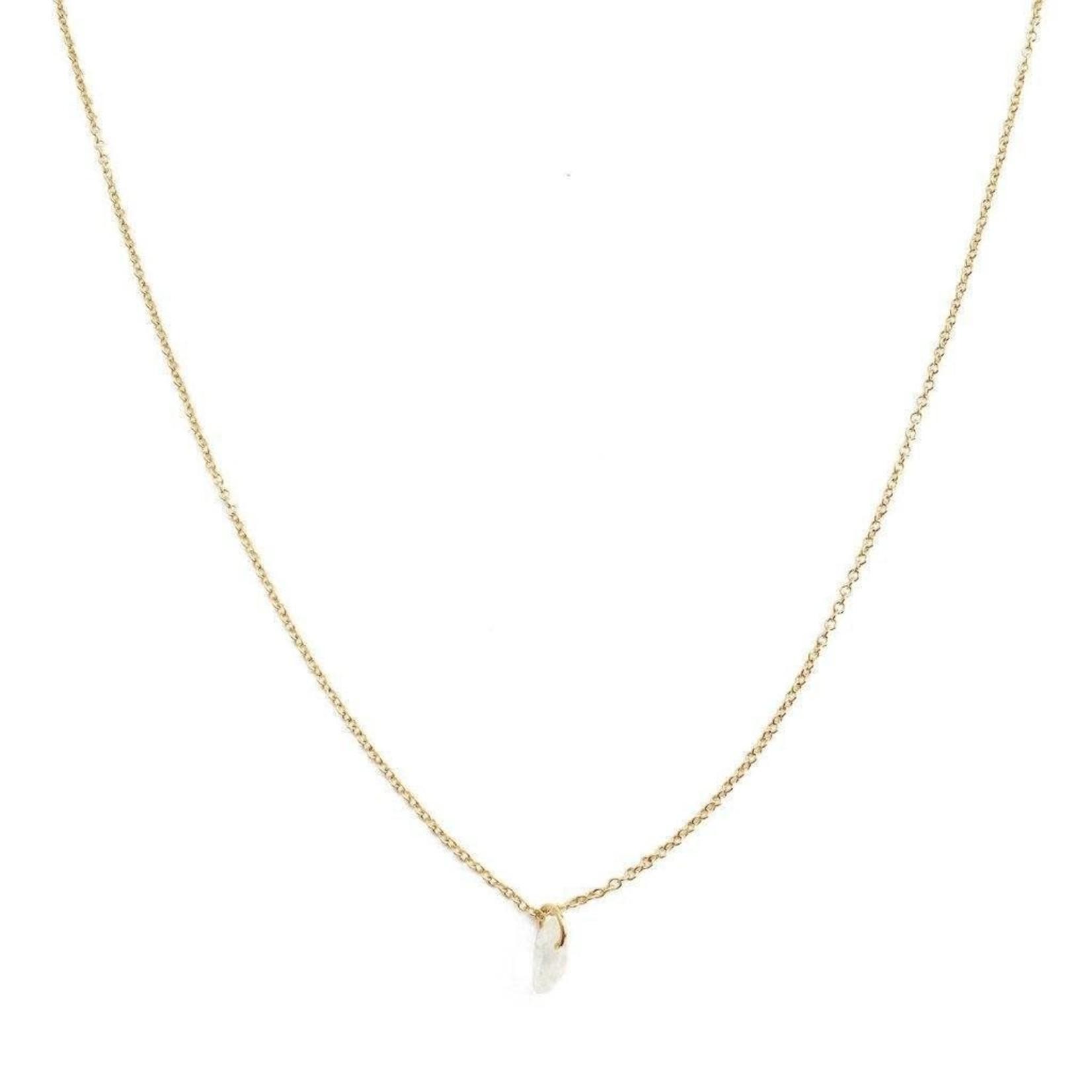 Honeycat Jewelry Honeycat Wish Crystal White Howlite