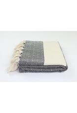 "Turkish Towel 39"" X 76"" Diamond - More Options Available"
