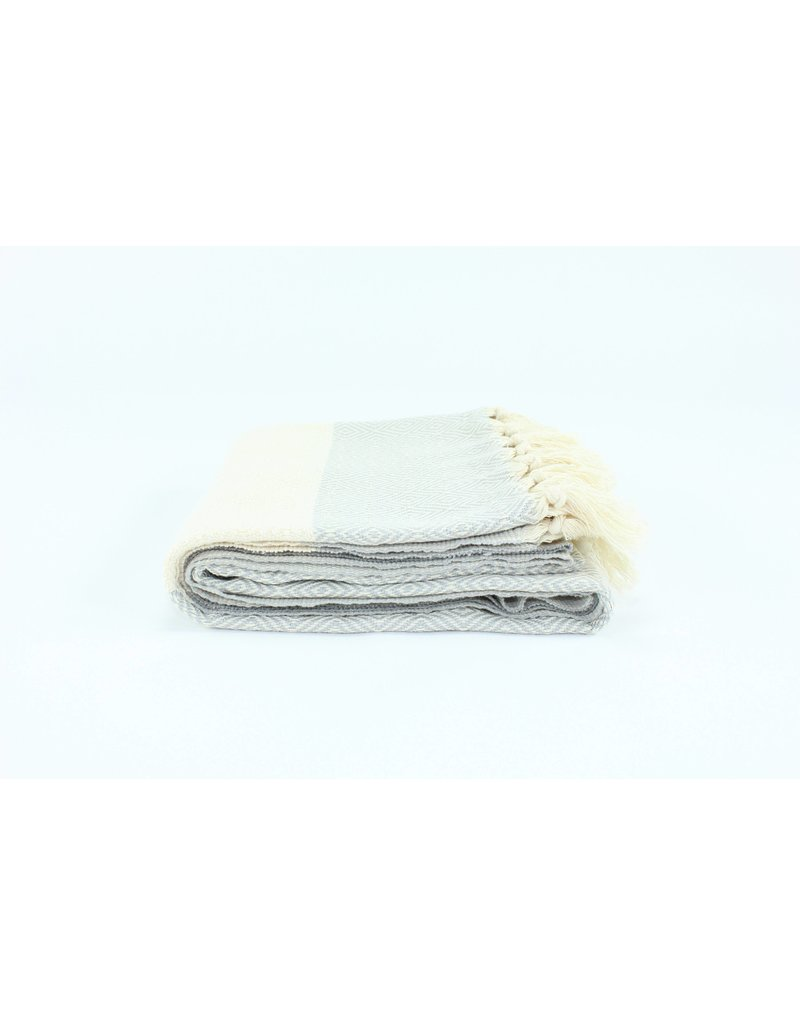 "Turkish Towel 39"" X 76"" Herringbone - More Options Available"