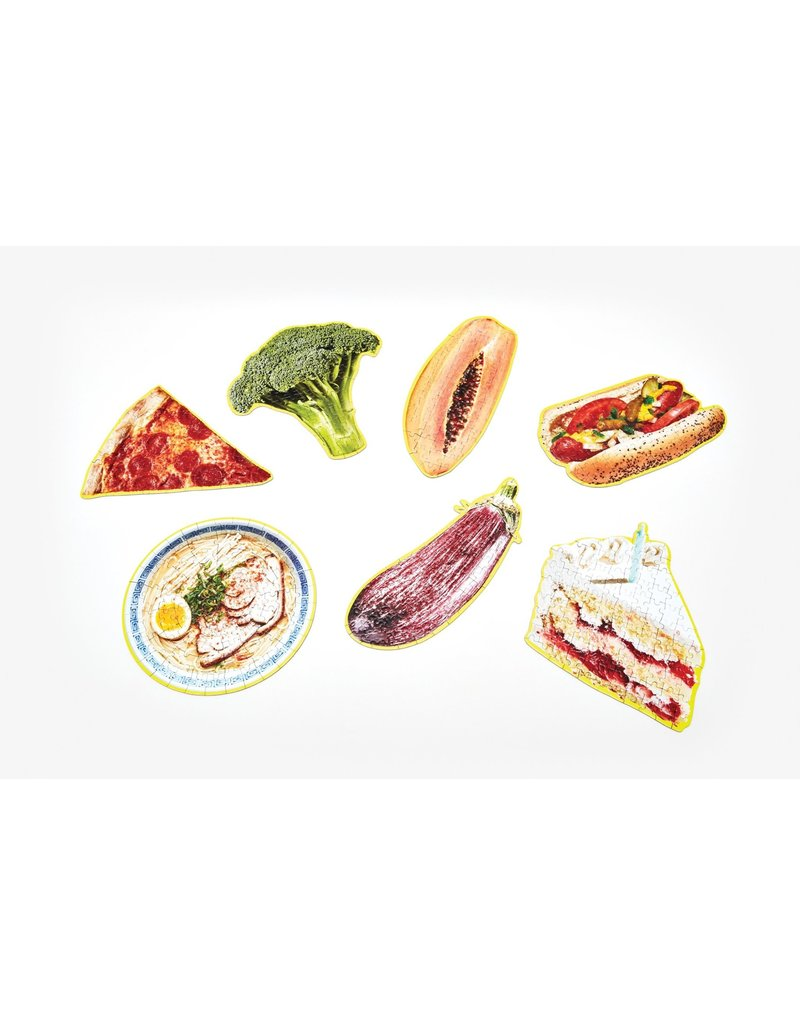 Areaware Areaware little puzzle thing® | Series 1: Food