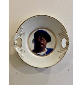 Vintage Plate Rap