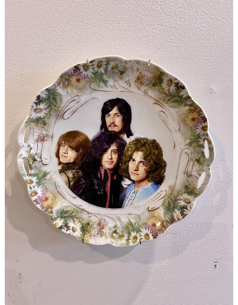 Vintage Plate Classic Rock