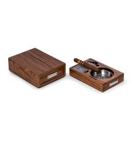 BeyBerk International BeyBerk Olivewood Cigar Set