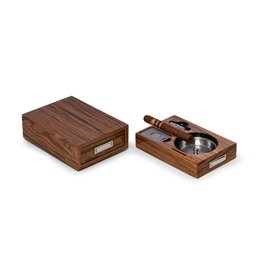BeyBerk International BeyBerk Olivewood Cigar Set