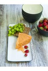 Be Home Be Home - Aluminum & Enamel Rectangular Platter