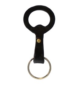 HomArt HomArt Keychain Bottle Opener Forged Iron Black