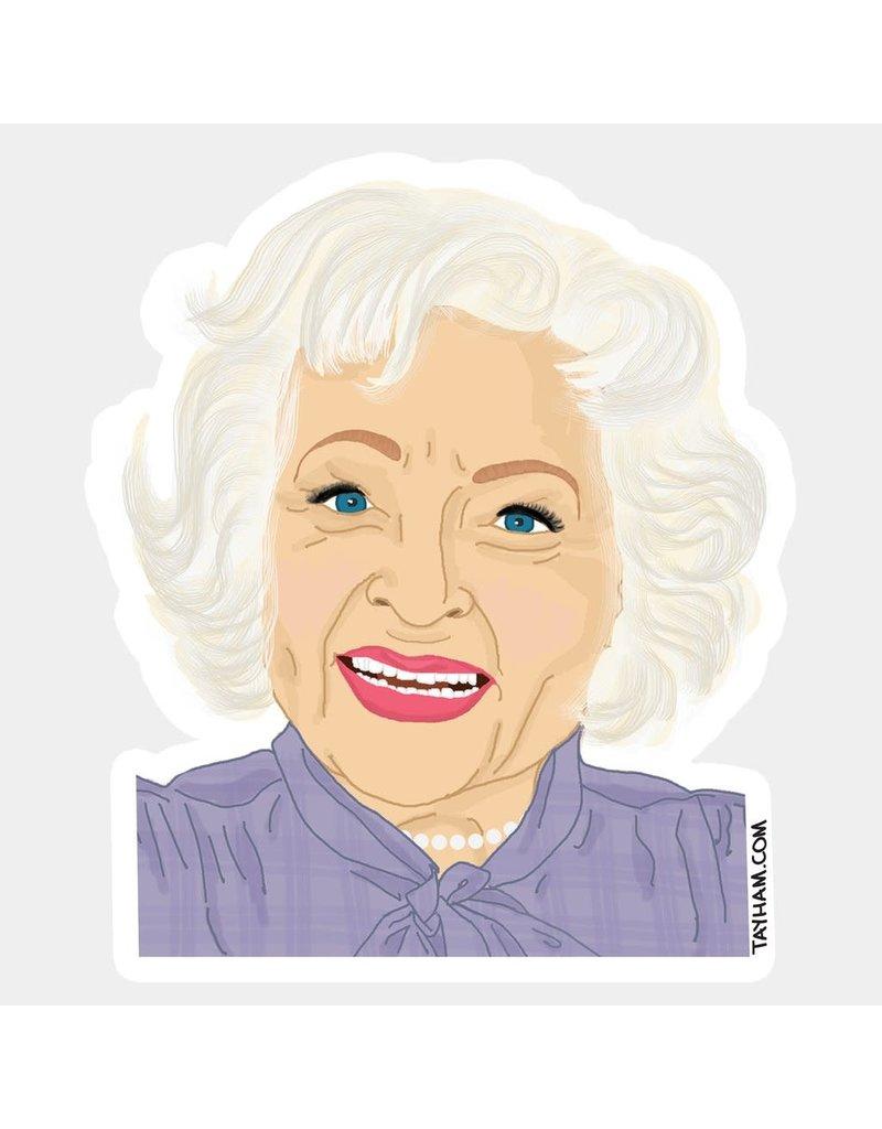 Tay Ham Tay Ham Sticker - TV