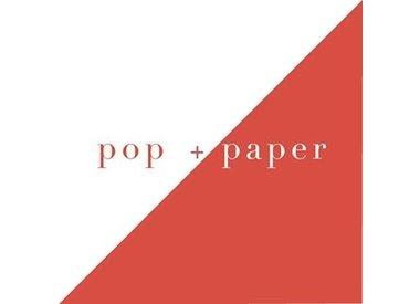 Pop + Paper