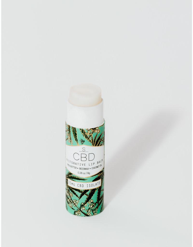 Shea Brand Shea Brand CBD Restorative Lip Balm