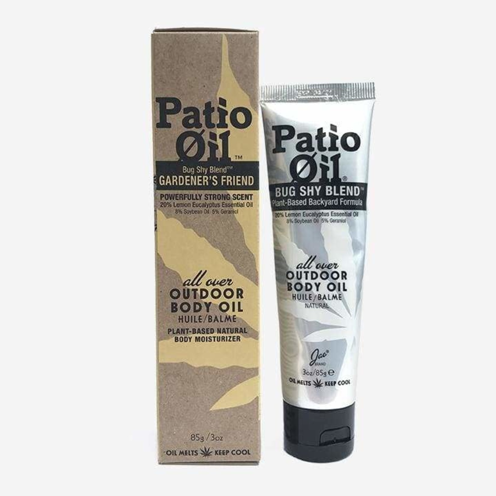Jao Jao Patio Oil  (3oz/85g)