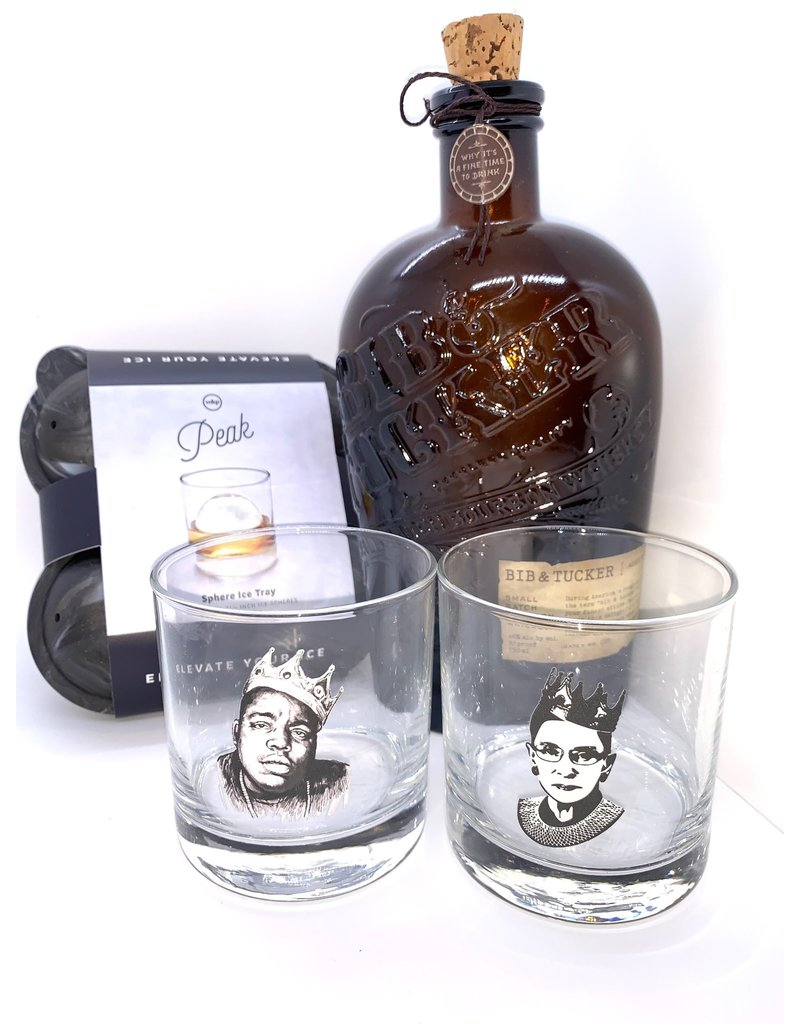 Woods Grove Gift Set - On The Rocks