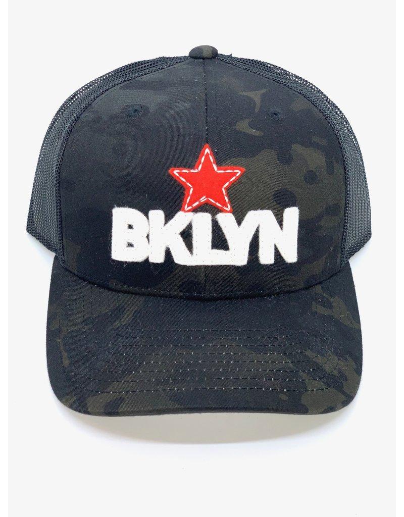 BKLYN Trucker Hat Print