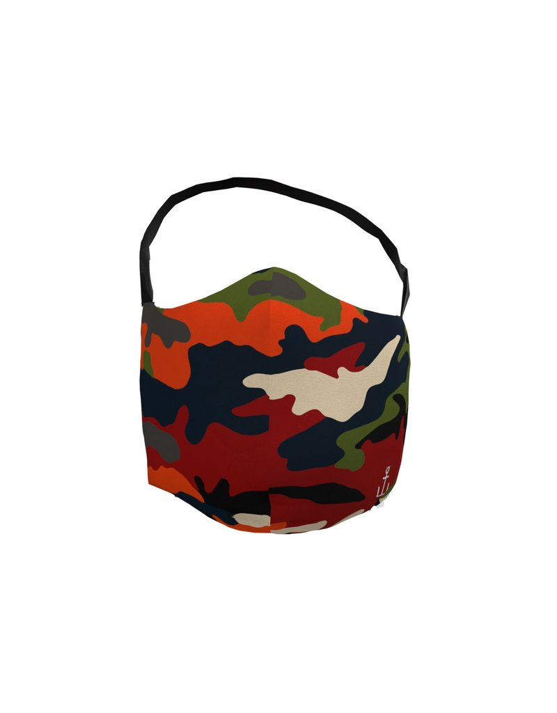 JCRT JCRT The Modern Nature Camo Face Mask