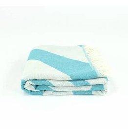 "Turkish Towel 36"" X 66"" Wave"