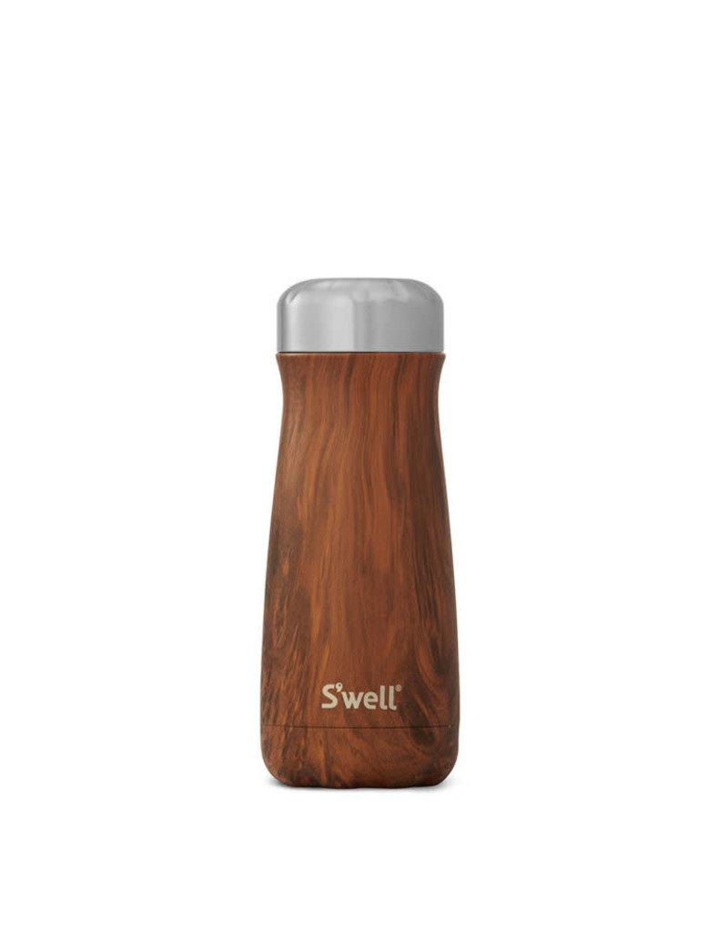 S'well S'well Bottle Traveler 16oz Wood