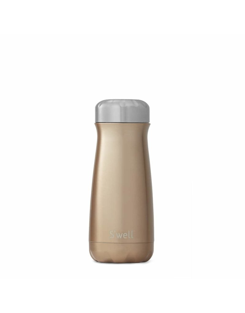 S'well S'well Bottle Traveler 16oz Metal