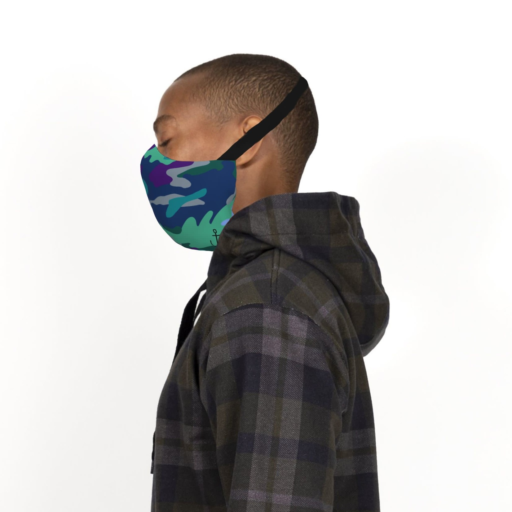 JCRT JCRT The Heroes in Scrubs Camouflage Mask