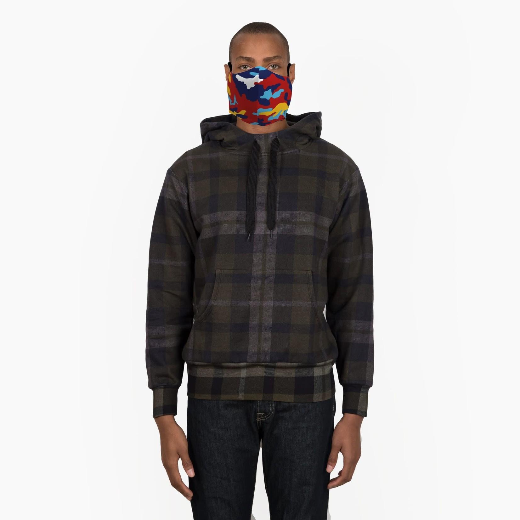 JCRT JCRT The FDNY Camouflage Face Mask