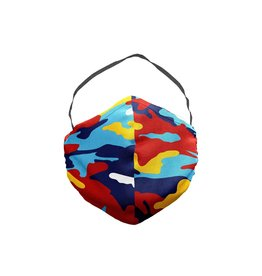 JCRT JCRT The FDNY Camouflage Face Mask
