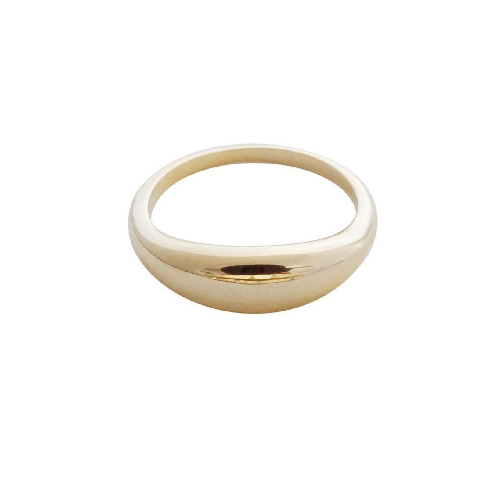 Honeycat Jewelry Honeycat Dome Ring
