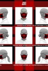 JCRT JCRT The Washed Denim Twill Face Mask