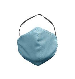 JCRT JCRT The Sky Blue Twill Face Mask