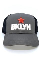 BKLYN Trucker Hat Two-tone - More Options Available