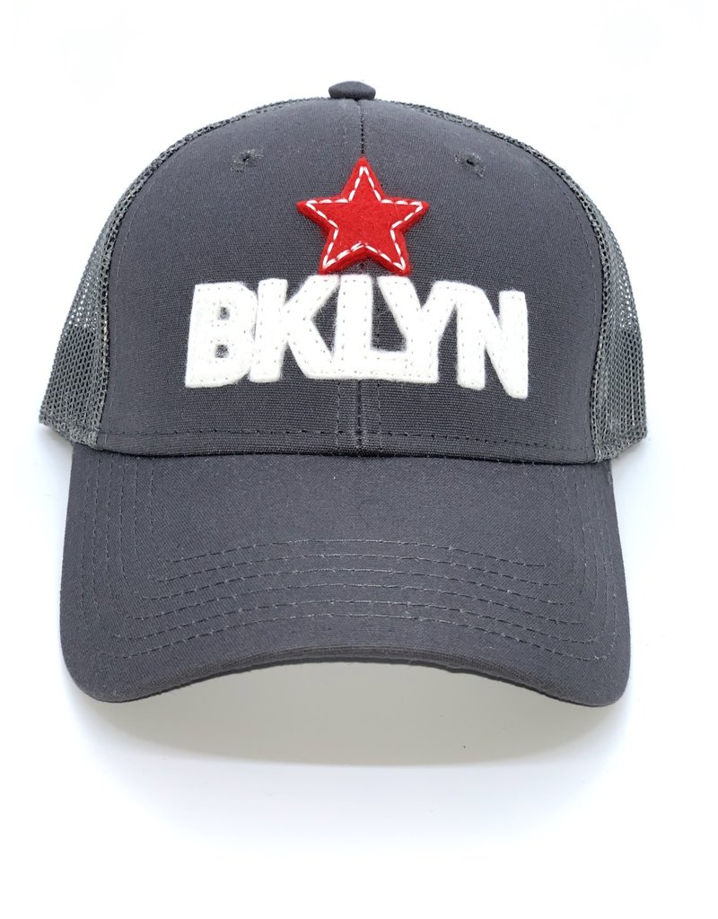 BKLYN Trucker Hat Solid - More Options Available