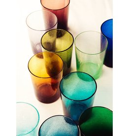 British Colour Standard British Colour Glass tumbler - More Options Available