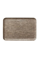 Fog Linen Linen Coated Tray Large