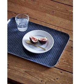 Fog Linen Fog Linen Linen Coated Tray Large - More Options Available