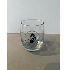 Vintage Playboy Lowball Glass - Femlin