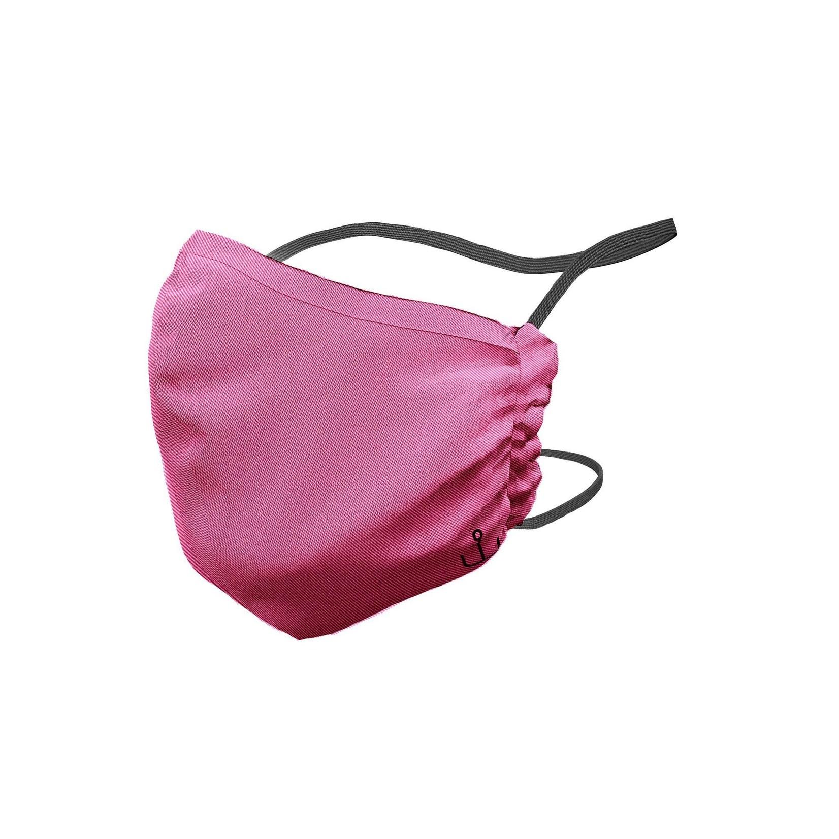 JCRT JCRT The Pink Twill Face Mask