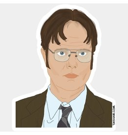Tay Ham Tay Ham Sticker - THE OFFICE