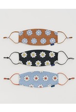 Baggu Baggu Fabric Mask Set of 3 Loop - More Options Available