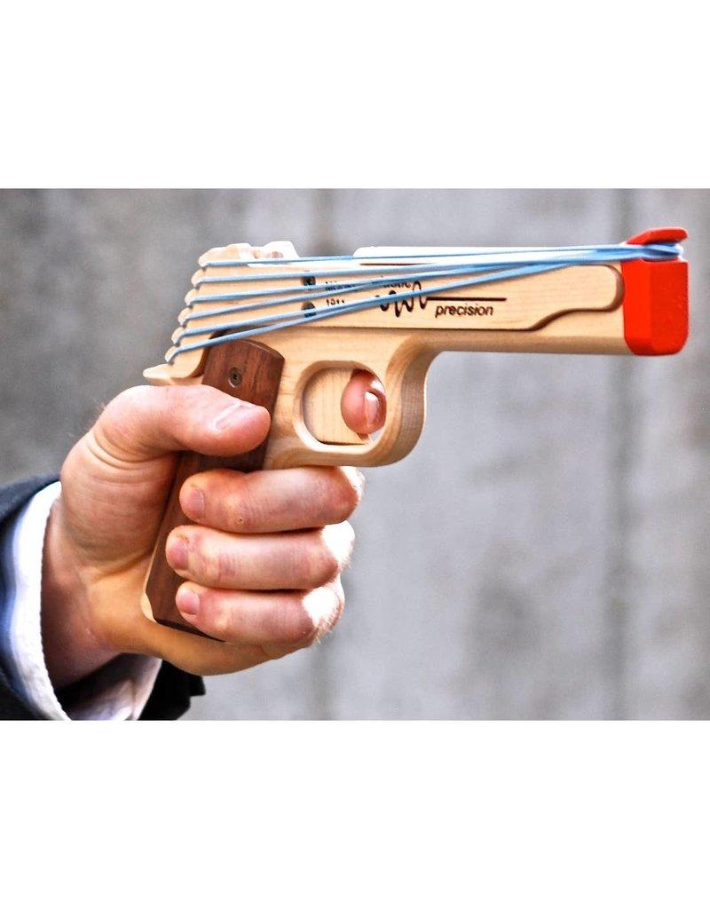 Elastic Precision Elastic Precisions Rubber Band Gun - More Options Available