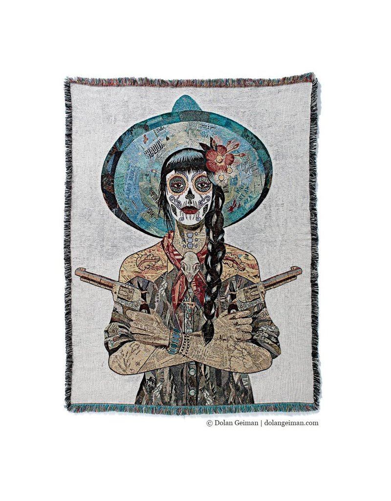 Dolan Geiman Dolan Geiman BLANKET - More Options Available
