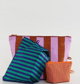 Baggu Baggu Go Pouch Set - More Options Available