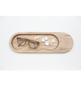 Untitled Co. Untitled Co. Damien Catchall  Tray Maple