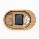 Untitled Co. Untitled Co. Damien Catchall  White Oak