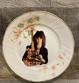 Camp Camp Vintage Plate Classic Rock
