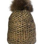 Jijou Fur Pom Pom Capri Hat JJ80 - More Options Available
