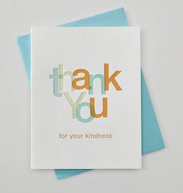 Red Oak Press Red Oak Thank You - More Options Available