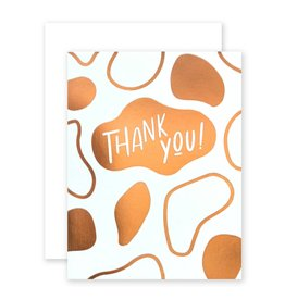 The Social Type Thank You - More Options Available