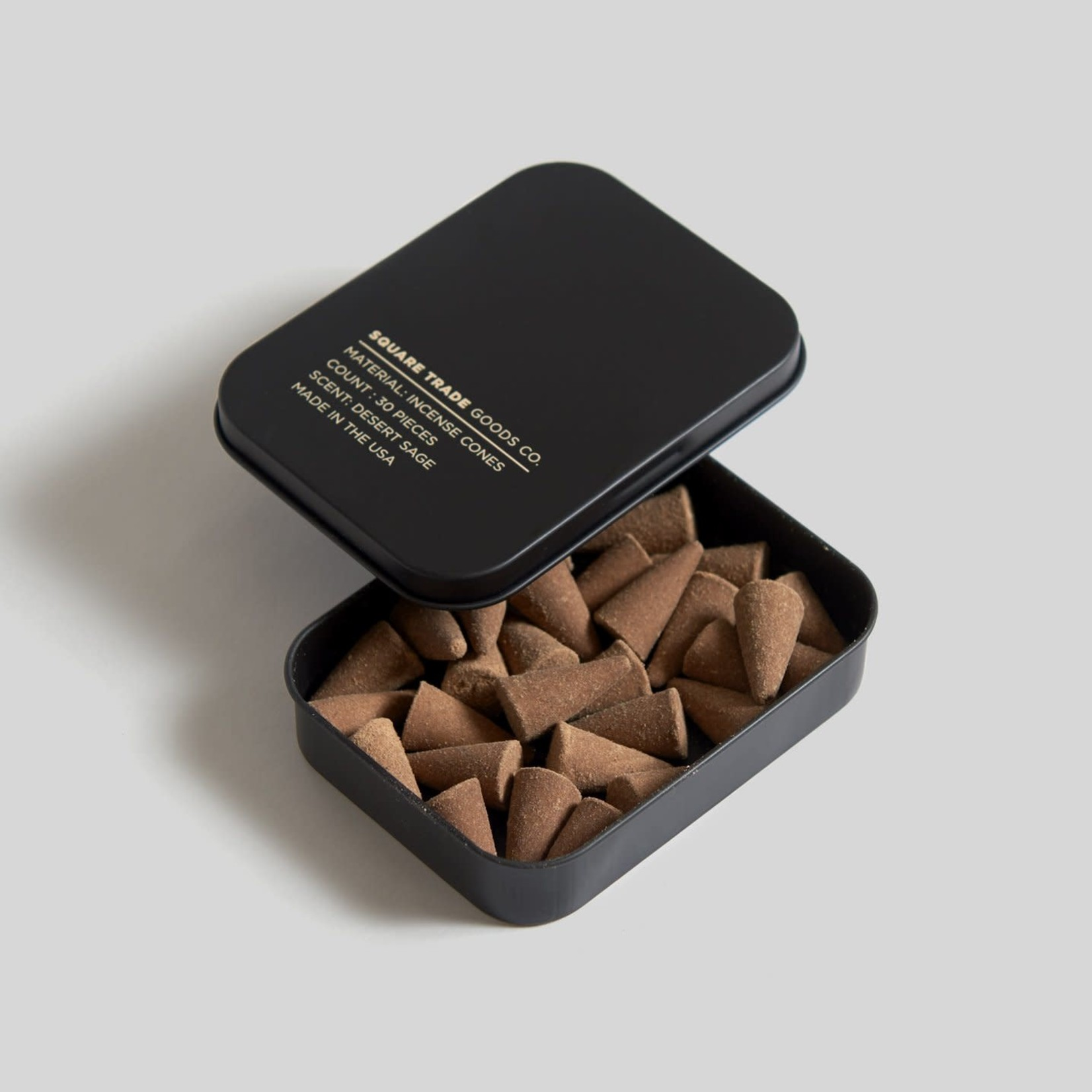 Square Trade Goods Incense Cones by Square Trade Goods
