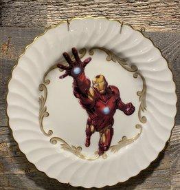 Camp Camp Vintage Plate Super Hero