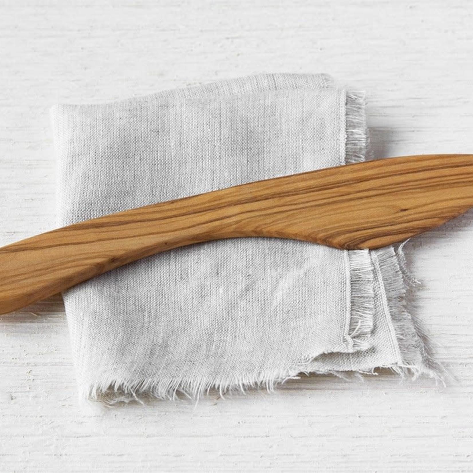 Brooklyn Slate Co - Wood Cheese Knife