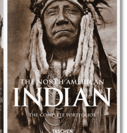 Taschen Taschen The North American Indian. The Complete Portfolios